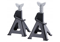 Axle supports, set of 2 3000 kg pieces