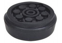 Protective rubber for jack