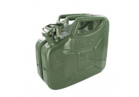 Jerrycan 10 litres green
