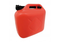 Jerrycan 10l red