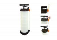 Oil vacuum pump / siphon pump