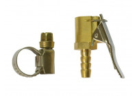 Mouthpiece for Tyre tensioner