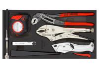 Pliers & tool set 7 pcs. SFS 1/3