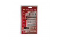 Saw blade set - 19 pcs.
