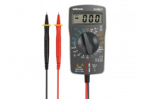 DIGITAL MULTIMETER - CAT. II 500 V / CAT III 300 V - 1999 COUNTS