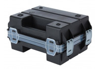 "7 ""DOUBLE SIDED STORAGE BOX - BLACK / GRAY"