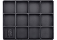 Tray, empty 12 compartments (290x370x48mm)