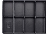 Tray, empty 8 compartments (290x370x48mm)