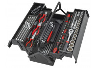 Tool box filled 62-piece