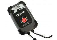 Automatic charger 12 / 24V (48109 + 48111) - Accu-Smart 4A (EU plug)