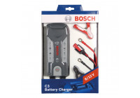 Bosch battery charger C3 (EU plug)