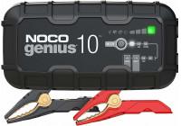 Noco Genius Smart Battery Charger G10EU 6V and 12V 10-Amp (EU plug)