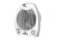 FAN HEATER - 2000 W - WHITE