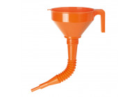 Pressol funnel 160mm. plastic spout