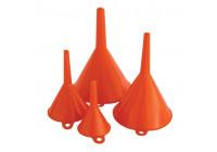 Pressol funnel range