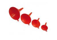 Set of 4 funnels