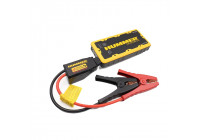 Hummer H2 Mini Jumpstarter / Charger 12.000mAH + LED Lamp
