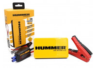 Hummer H3 Mini Jumpstarter / Charger 6.000mAH + LED Lamp