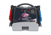 Propulstation with charging station for car / truck DC 12V 800CA