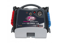Propulstation with charging station garage / home AC 12V 1200CA
