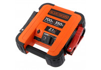 Black & Decker BDJS350 Jumpstarter 350A