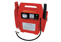 Jumpstarter 900A / 12V with compressor