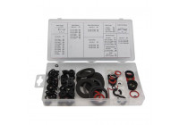 Assortment of sealing rings 125 pieces