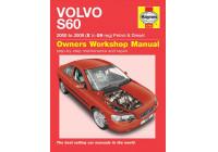 Haynes Workshop manual Volvo S60 Petrol & Diesel (2000-2009)