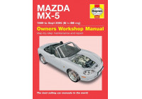 Haynes Workshop manual Mazda MX-5 (1989-2005)