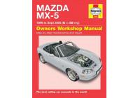 Haynes Workshop manual Mazda MX-5 (1989-2005)