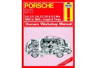 Haynes Workshop manual Porsche 911 (1965-1985)