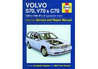 Haynes Workshop manual Volvo S70, V70 & C70 petrol (1996 - 1999)