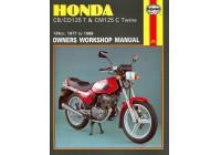 Honda CB / CD125T & CM125C Twins (77 - 88)