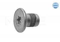 Bolt, brake disc MEYLE-ORIGINAL Quality