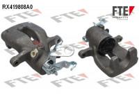 Brake Caliper RX419808A0 FTE