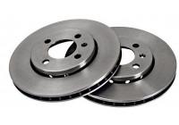 Brake Disc COAT Z 600.3250.20 Zimmermann