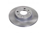 Brake Disc 10619 FEBI