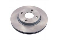 Brake Disc 12578 FEBI