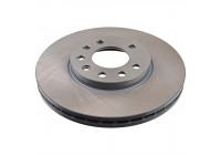 Brake Disc 17211 FEBI