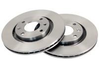 Brake Disc 17336 ABS