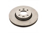 Brake Disc 24165 FEBI