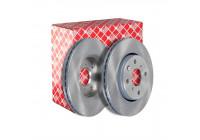 Brake Disc 30636 FEBI