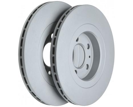 set of 2 Ferodo DDF016 Brake Disc