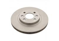 Brake Disc 9073 FEBI