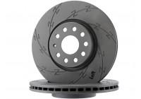 Brake Disc BLACK Z 100.3300.53 Zimmermann