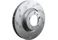 Brake Disc BLACK Z 100.3315.53 Zimmermann