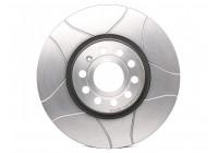 Brake Disc BREMBO MAX LINE 09.9772.75