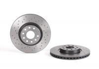 Brake Disc BREMBO XTRA LINE 09.9772.1X