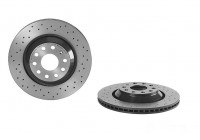 Brake Disc BREMBO XTRA LINE 09.A200.1X