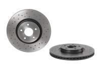 Brake Disc BREMBO XTRA LINE 09.A728.1X